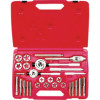 6095TD - 25 PIECE METRIC LARGE TAP & DIE SET