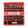 "M35BS - 1/4"" DRIVE 35 PIECE POWER BIT SET"