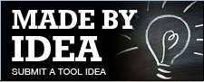 Matco's Made By Idea Program - Submit a Tool Idea