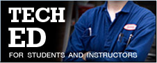 Matco Tools Technical Education Program - For Students and Instructors
