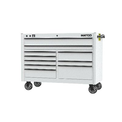 4s 2bay 25 Quot Pwr Toolbox White 4225rp Ww Matco Tools