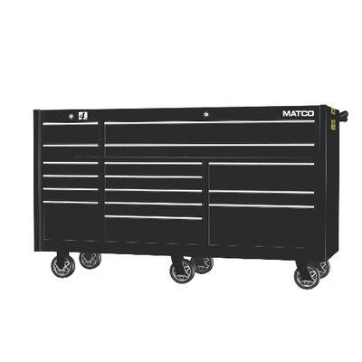 4s 3bay 25 Quot Pwr Toolbox Black 4325rp Bb Matco Tools