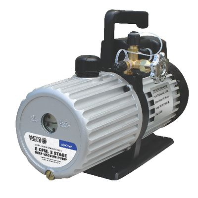 8 CFM DUAL VOLTAGE VACUUM PUMP | Matco Tools