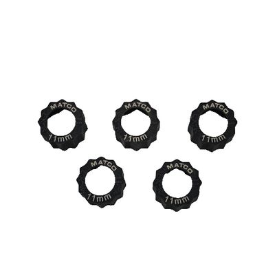 5 PIECE 11MM HEXGRIP EXTRACTOR RING | Matco Tools