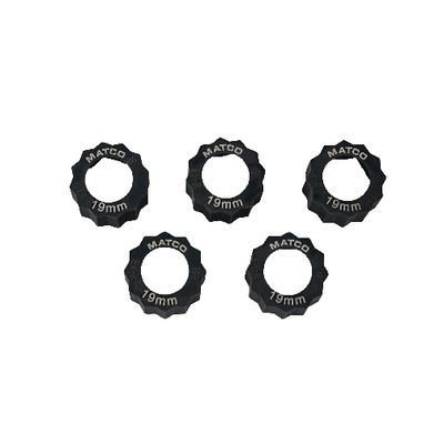 5 PIECE 19MM HEX GRIP EXTRACTOR RING | Matco Tools
