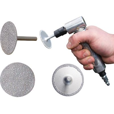 "2"" 3-IN-1 DIAMOND GRINDING WHEEL 