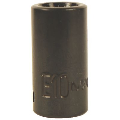 "1/4"" DRIVE E10 RECESSED TORX SOCKET 