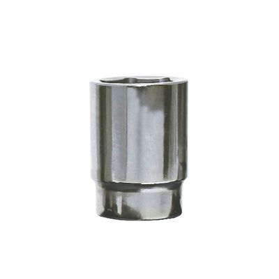"1/4"" DRIVE 11MM METRIC 6 POINT CHROME SOCKET 