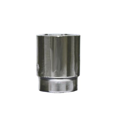 "1/4"" DRIVE 13MM METRIC 6 POINT CHROME SOCKET 
