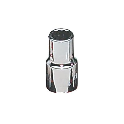 "1/4"" DRIVE 7/32"" SAE 12 POINT CHROME SOCKET 