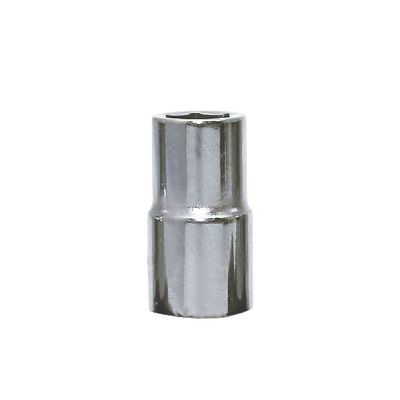 "1/4"" DRIVE 7MM METRIC 6 POINT CHROME SOCKET 
