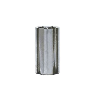 "1/4"" DRIVE 8MM METRIC 6 POINT CHROME SOCKET 