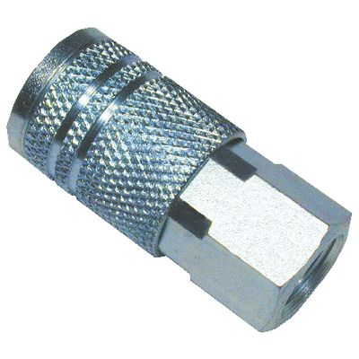 "1/4"" NPT FEMALE COUPLER 