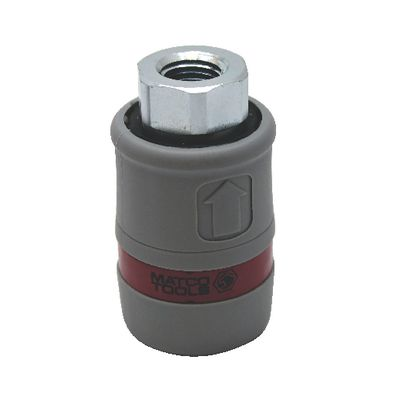 "1/4"" FEMALE THREAD HI-FLOW COUPLER 