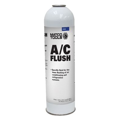 17 OZ. AEROSOL AC FLUSH CAN | Matco Tools