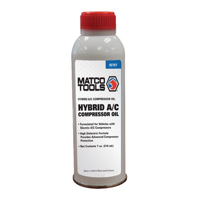 Ac Hybrid Oil Matco Tools