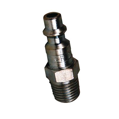 "1/4"" NPT MALE COUPLER PLUG 
