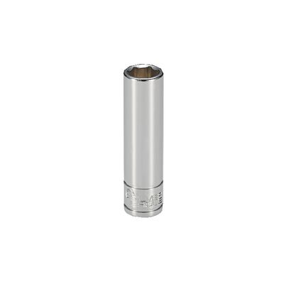 "1/4"" DRIVE 11/32"" DEEP SILVER EAGLE SOCKET 