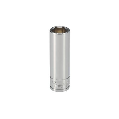"1/4"" DRIVE 7/16"" DEEP SILVER EAGLE SOCKET 