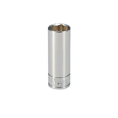"1/4"" DRIVE 1/2"" DEEP SILVER EAGLE SOCKET 