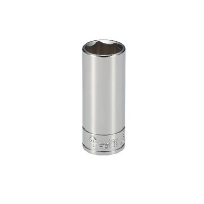 "1/4"" DRIVE 9/16"" DEEP SILVER EAGLE SOCKET 