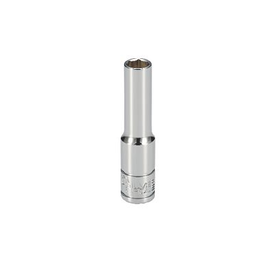 "1/4"" DRIVE 1/4"" DEEP SILVER EAGLE SOCKET 