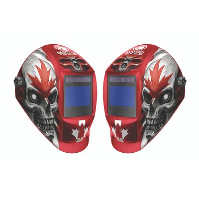 240 SERIES WELDING HELMET - MAPLE LEAF CANADA | Matco Tools