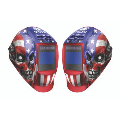 240 SERIES WELDING HELMET - PATRIOTIC | Matco Tools