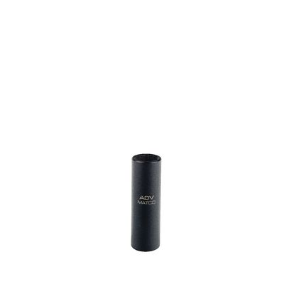 "1/4"" DRIVE 12MM METRIC 6 POINT DEEP MAGNETIC IMPACT SOCKET 
