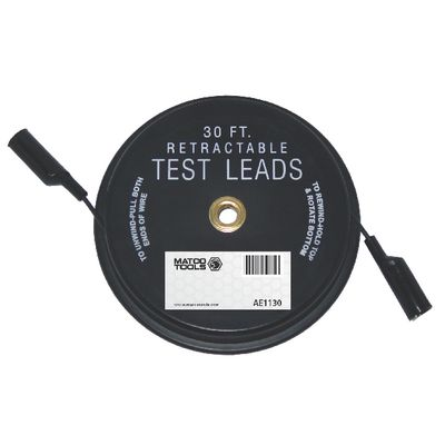 1 LEAD X 30' RETRACTABLE LEAD | Matco Tools
