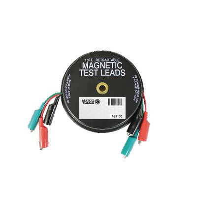 3 LEAD X 10' RETRACTABLE LEAD WITH MAGNET | Matco Tools