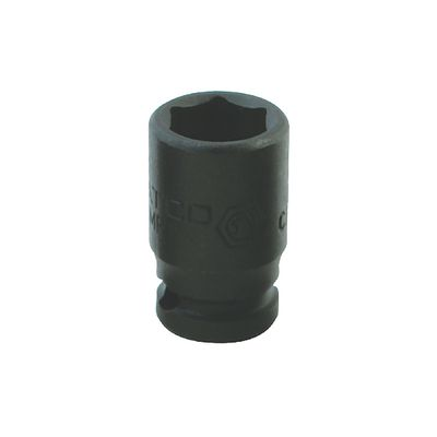 "1/4"" DRIVE 1/2"" SAE 6 POINT MAGNETIC IMPACT SOCKET 