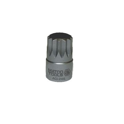 "1/4 "" DRIVE 12 MM TRIPLE SQUARE 