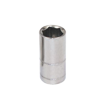 "1/4"" DRIVE SILVER EAGLE 3/8"" SAE 6 POINT CHROME SOCKET 