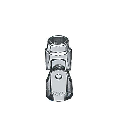 "1/4"" DRIVE 5MM METRIC 6 POINT UNIVERSAL CHROME SOCKET 