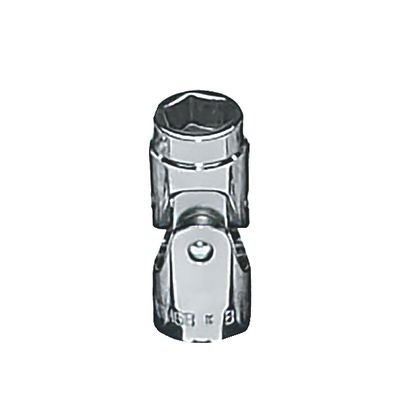"1/4"" DRIVE 8MM METRIC 6 POINT UNIVERSAL CHROME SOCKET 