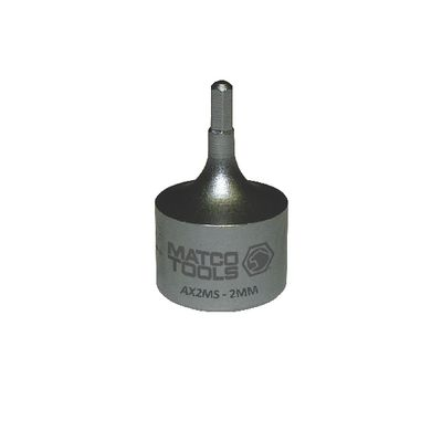 "1/4 "" DRIVE 2 MM HEX DRIVER 