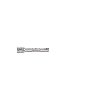 "1/4"" DRIVE 3"" STANDARD CHROME EXTENSION 