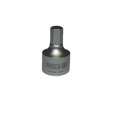 "1/4 ""  DRIVE 5 MM HEX DRIVER 