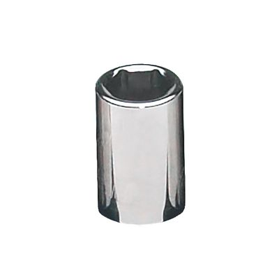 "3/8"" DRIVE 13MM METRIC 6 POINT CHROME SOCKET 