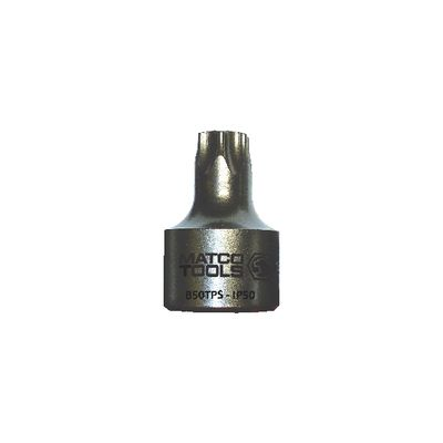 "3/8"" IP50 TORX PLUS HALF CUT 