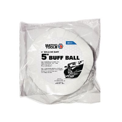 "5"" BUFF BALL 