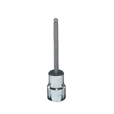 "3/8"" DRIVE 4MM METRIC MID-LENGTH BIT SOCKET 