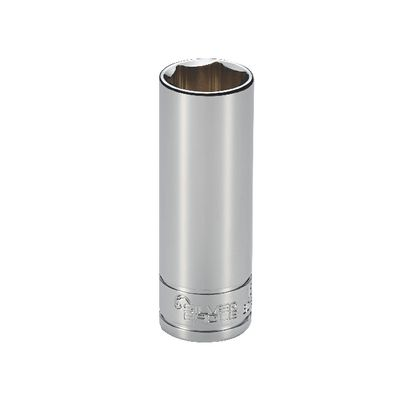 "3/8"" DRIVE 16 MM DEEP SILVER EAGLE SOCKET 