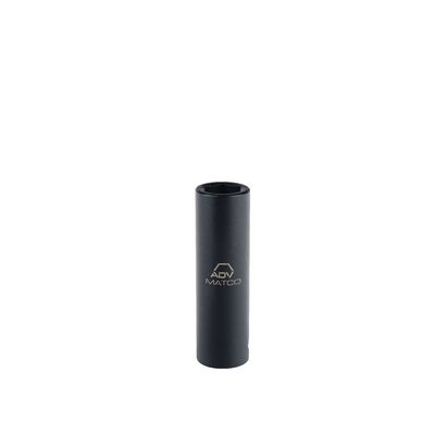 "3/8 DRIVE 7/16"" SAE 6  POINT DEEP MAGNETIC IMPACT SOCKET 
