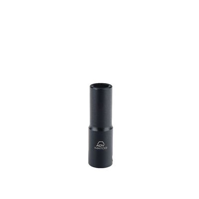 "3/8"" DRIVE 1/2"" SAE 6 POINT DEEP IMPACT SOCKET 