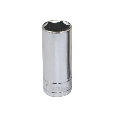 "3/8"" DRIVE SILVER EAGLE 3/4"" SAE 6 POINT DEEP CHROME SOCKET 