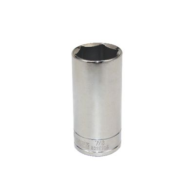 "3/8"" DRIVE SILVER EAGLE 7/8"" SAE 6 POINT DEEP CHROME SOCKET 