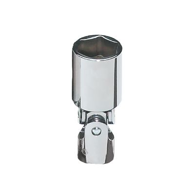 "3/8"" DRIVE 18MM METRIC 6 POINT DEEP UNIVERSAL CHROME SOCKET 