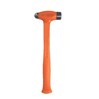 16 OZ. DEAD BLOW STEEL FACE BALL-PEEN HAMMER ORANGE | Matco Tools